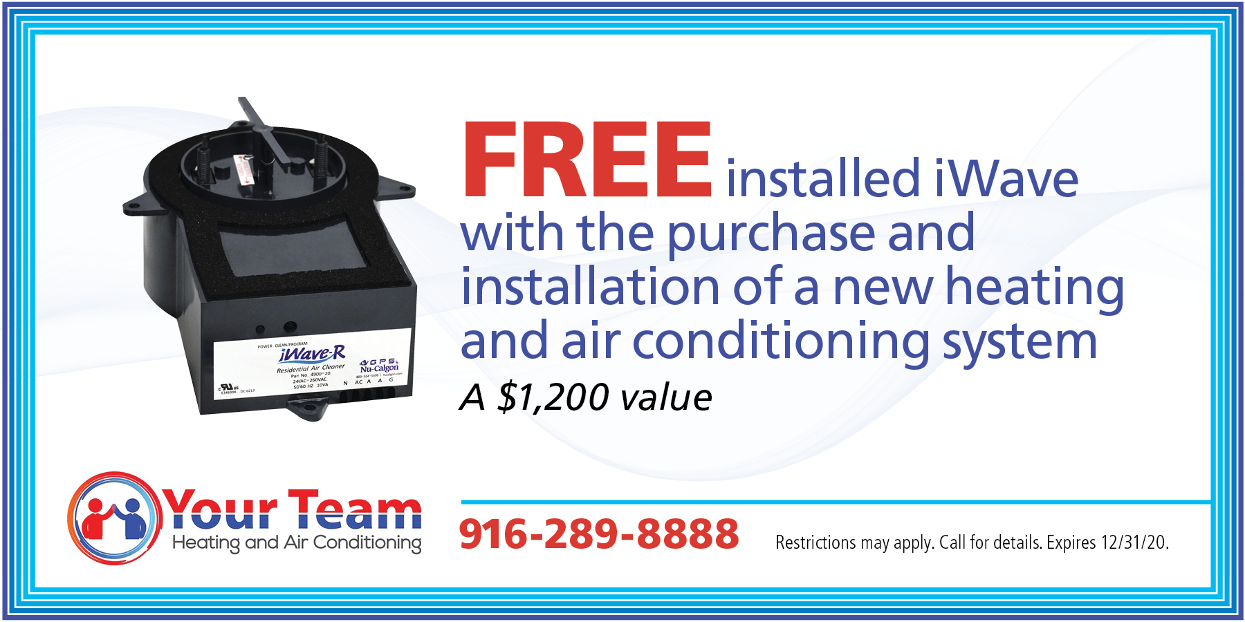 Free iWave System